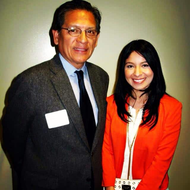Cassandra Garcia & State Representative Roberto Alonzo