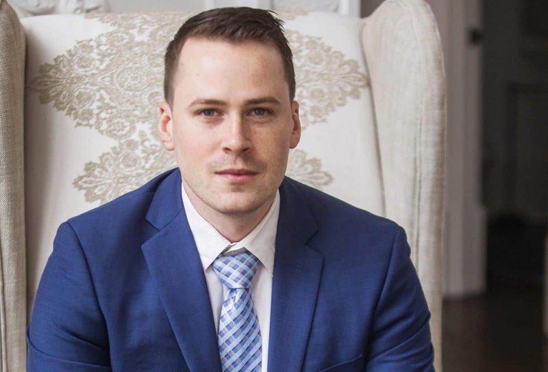 Dallas personal injury lawyer Jesse Showalter