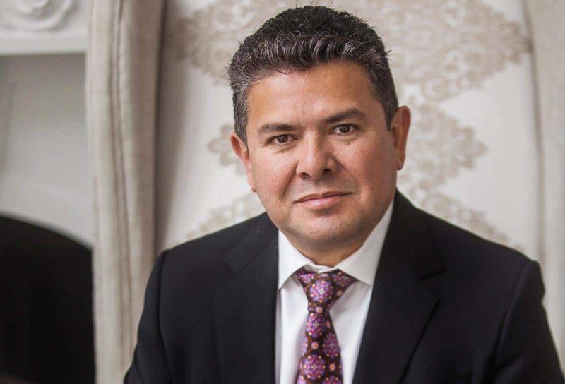 Juan Hernandez, Dallas Personal Injury Lawyer