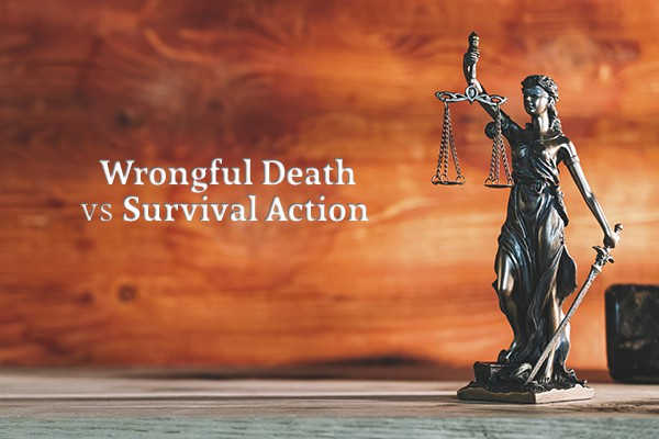 Image result for free pictures survival action vs wrongful death
