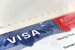 cerrar en visa de EEUU en el pasaporte